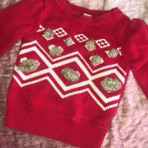 Toddler ugly sweater